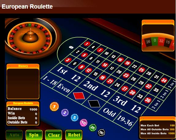 EU Roulette
