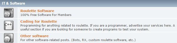 Online Roulette Forum