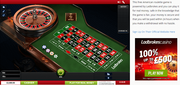 Practice Roulette For Free