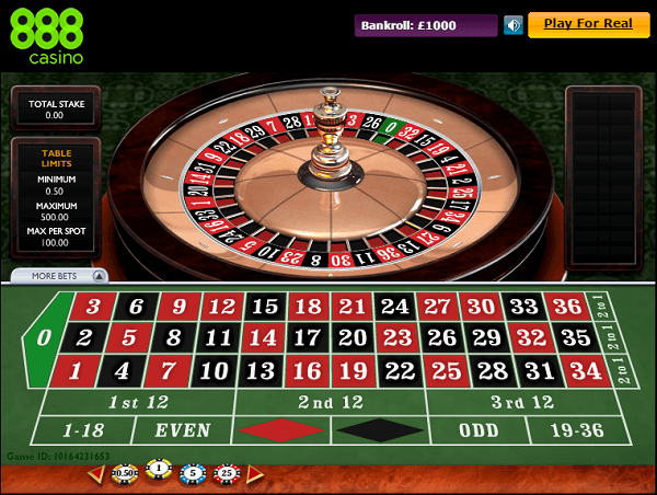 Practice Roulette Online For Free