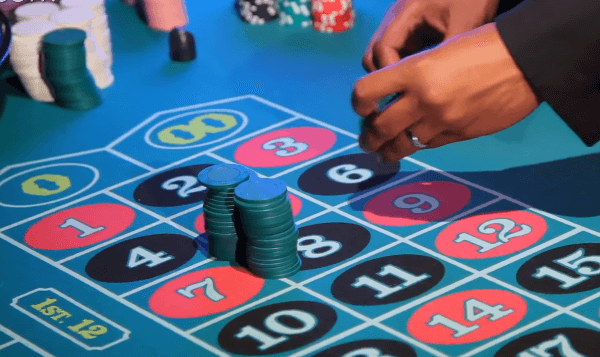 Roulette Chips Value