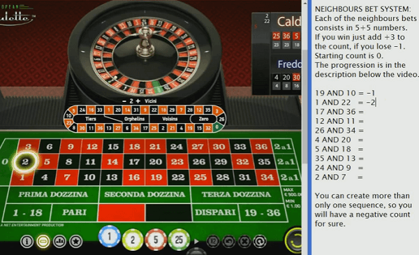Roulette Machine Tips