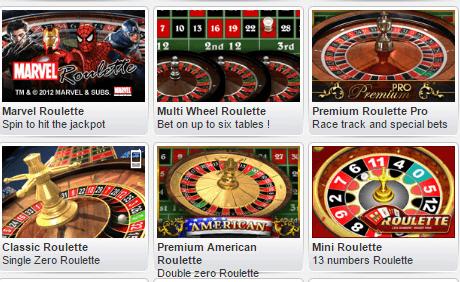 William Hill Roulette