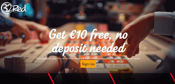 Free Sign Up Bonus No Deposit Roulette
