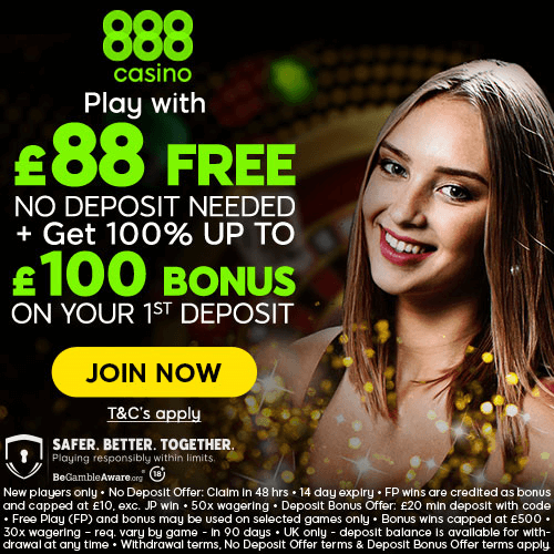 888casino No Deposit Keep Winnings