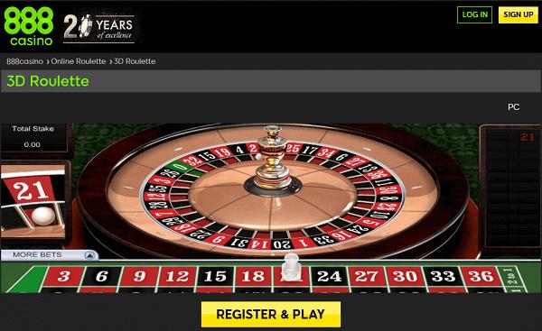 888 casino 3d roulette инструкция по эксплуатации на русском языке для голден интерстар