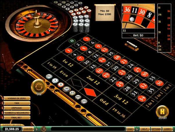 Black Red Roulette Calculator