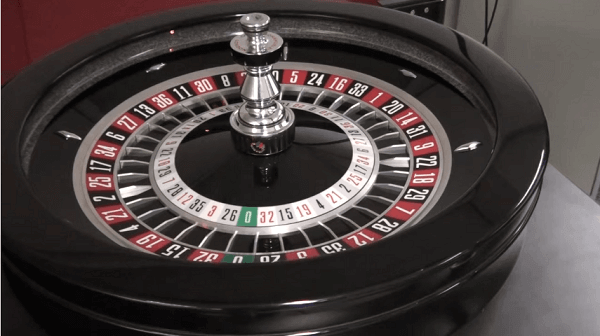 Double Action Roulette Game