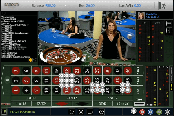 European Roulette for Free