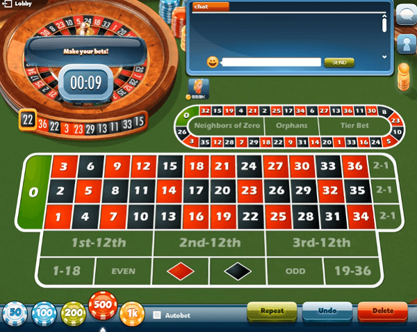 Free Roulette Game for Fun