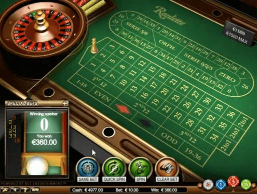 Roulette james bond strategy