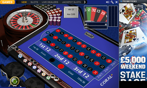 Online Roulette Tips Demo