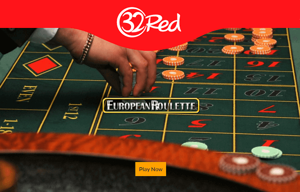 Play 32red European Roulette